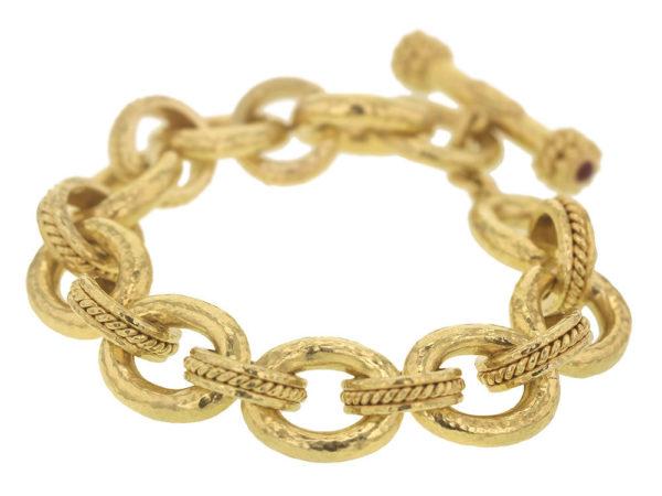 "Elizabeth Locke ""Lucca"" Link Bracelet thumbnail"