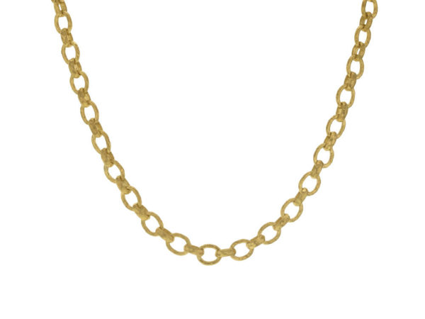 "Elizabeth Locke 17"" ""Cortina"" Link Necklace thumbnail"
