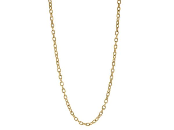 "Elizabeth Locke 31"" ""Orvieto"" Link Necklace thumbnail"