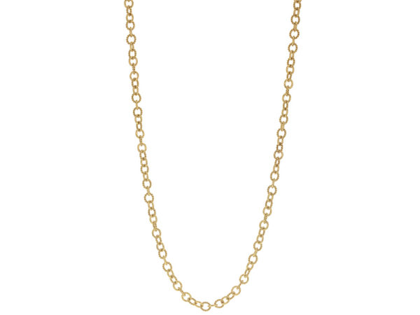 "Elizabeth Locke 35"" ""Sicilian"" Link Necklace thumbnail"