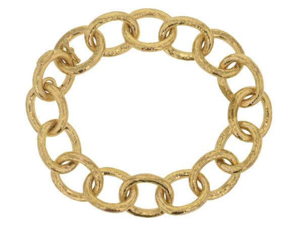 """Elizabeth Locke """"Volterra"""" Link Bracelet thumbnail"""