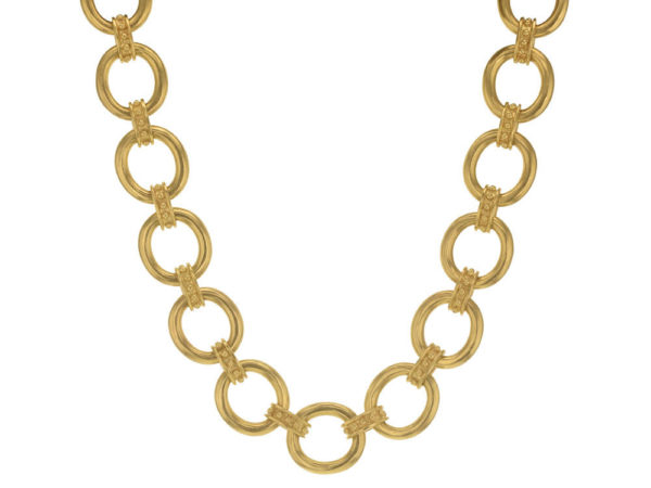 "Elizabeth Locke 17"" ""Elba"" Link Necklace thumbnail"