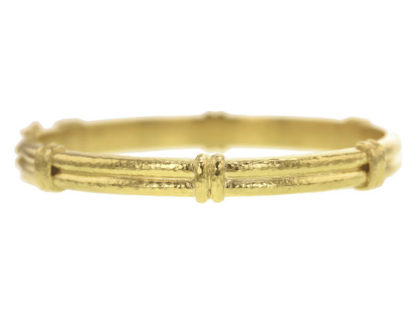 Elizabeth Locke Thin Banded Bangle Bracelet thumbnail