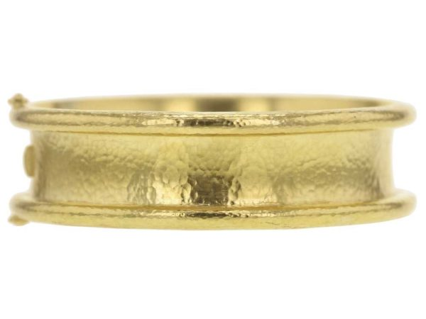 Elizabeth Locke Small Amulet Bangle Bracelet thumbnail