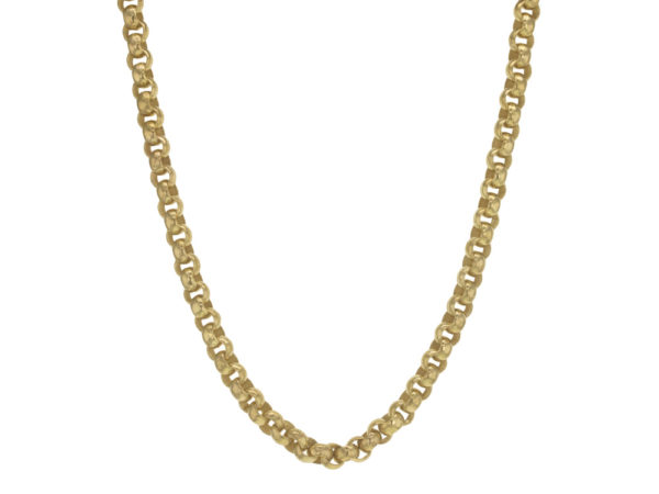 "Elizabeth Locke 17"" ""Venezia"" Link Necklace thumbnail"