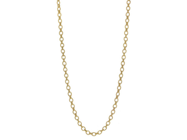 "Elizabeth Locke 31"" ""Cortina"" Link Necklace thumbnail"