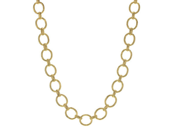 "Elizabeth Locke 21"" ""Positano"" Link Necklace thumbnail"