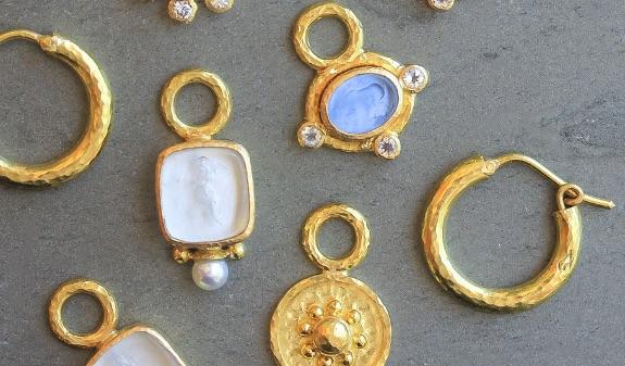 Elizabeth Locke Earring Charms