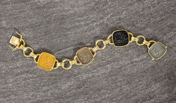 Elizabeth Locke Bracelets